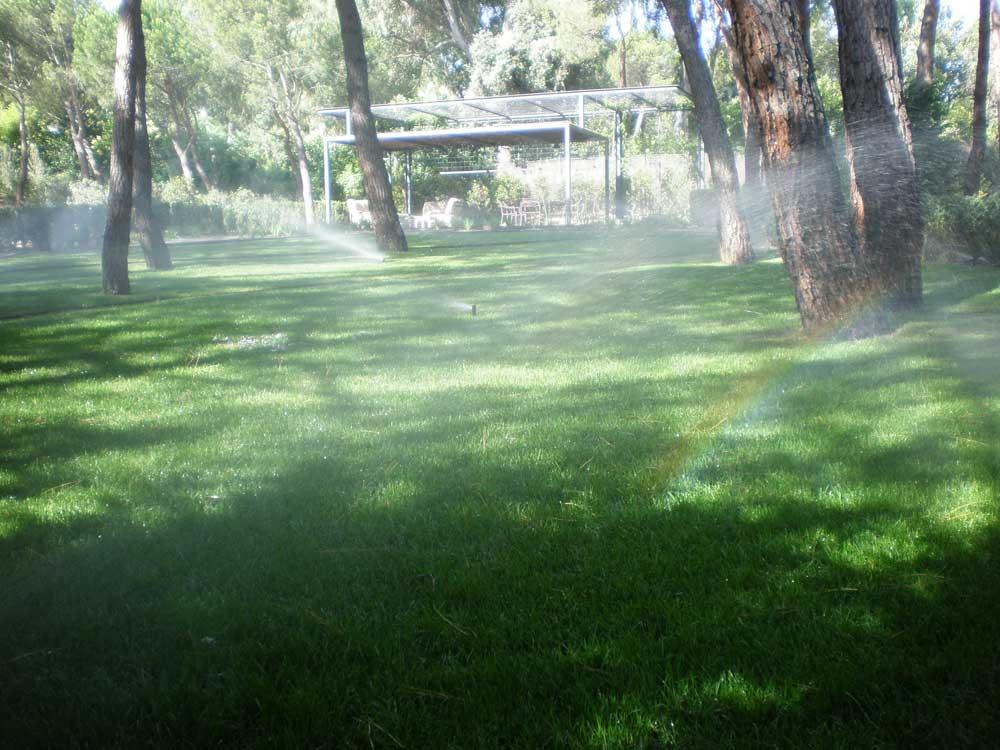 riego y jardin